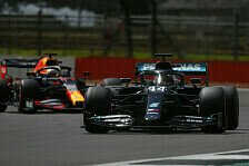 Formel 1 Silverstone, Qualifying: Hamilton nach Dreher auf Pole