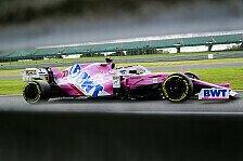 Formel 1, holpriges Hülkenberg-Comeback: Top-10 knapp verpasst