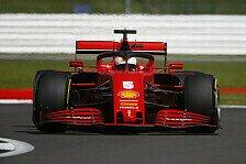 Formel 1 - Video: Formel 1 Silverstone II: Vorschau mit Vettel & Leclerc