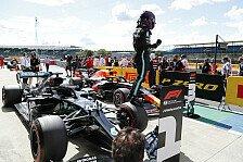 Formel 1 Ticker-Nachlese Qualifying: Hamilton holt Pole
