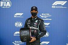 Formel 1 Silverstone, Hamilton: Auto über Nacht verschlechtert