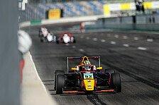ADAC Formel 4 - Bilder vom Lausitzring 2020