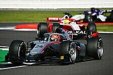 Formel 2 Silverstone: Mazepin-Sieg, Schumacher erzittert Punkte