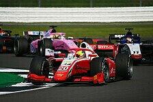 Formel 2 und Formel 3 2020: Silverstone II im News-Ticker
