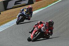 WSBK Jerez 2020: Scott Redding führt Ducati-Doppelsieg an