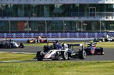 Formel 3 Silverstone 2020: Smolyar besiegt Beckmann in Rennen 2