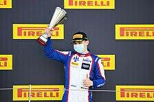 Formel 3: Beckmann in Silverstone zum Sieger von Lauf 2 erklärt