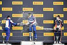 Formel 3 2020: Großbritannien GP I - Rennen 7 & 8