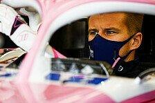 Formel 1 Silverstone, Hülkenberg-Horror: Motor stoppt Comeback