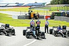 Formel 2 2020: Großbritannien GP I - Rennen 7 & 8