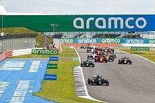 Formel 1 Silverstone 2020: Fahrernoten - hier bewerten!
