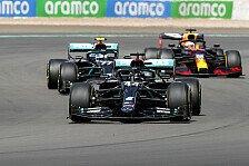 Formel 1 Spanien, Mercedes in Not: Nicht wieder dumm aussehen!