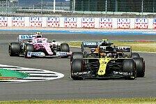 Formel 1: Renault räumt im Silverstone-Chaos groß ab