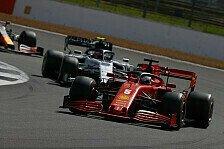 Formel 1, Vettels Silverstone-Desaster: Da muss was faul sein