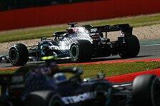 Formel 1 2020: Großbritannien GP - Rennen