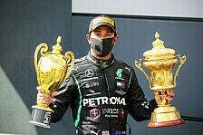 Formel 1: Boxen-Gerade in Silverstone nach Hamilton benannt