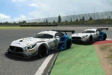 ADAC eSports: Williams Esports-Fahrer Keithley gewinnt Auftakt
