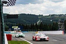 DTM Spa: Wie sich Rene Rast zum Sieg getrickst hat