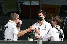 Zoff um Formel-1-Verträge, Wolff legt nach: Mercedes das Opfer