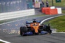 Formel 1 Silverstone: Reifen-Lotterie kostet Sainz Platz 4
