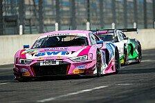 BWT Mücke Motorsport beim ADAC GT Masters-Auftakt mit Top-Pace