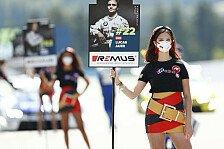 DTM - Video: DTM 2020: Grid Girls auf dem Lausitzring
