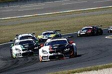 ADAC GT Masters: Schubert Motorsport lässt Potential aufblitzen