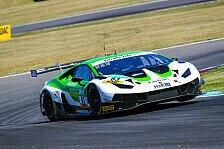 ADAC GT Masters: Top-5 & Drama für GRT Grasser Racing Team