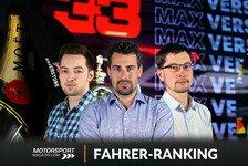 Formel 1 Fahrerranking Silverstone: Red Bull Erster und Letzter