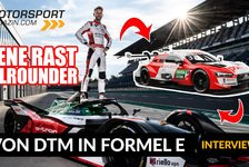 Formel E - Video: Formel E, Berlin: Audi-Star Rene Rast im Exklusiv-Interview