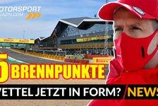 Formel 1 - Video: Formel 1 Silverstone Vorschau: Vettel diesmal besser in Form?