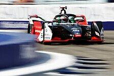 Formel E Berlin 2020: Rene Rast erobert Podest bei Nissan-Sieg