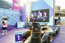 Formel E, Felix da Costa: Titel holt man nicht an guten Tagen