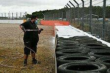 Formel 1, Crashs & Reifenschäden: Silverstone passt Strecke an