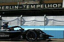 Formel E: Vandoorne mit Mercedes-Debütsieg zum Vize-Titel