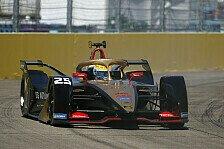 Formel E - Video: Formel E Berlin: Zusammenfassung und Highlights zu Qualifying 3