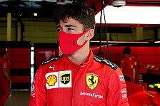 Formel 1, Charles Leclerc bei Ferrari gefangen: Habe keine Wahl