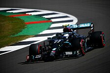 Formel 1 Silverstone II, 1. Training: Bottas schlägt Hamilton