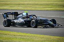 Formel 3 Barcelona - Rennen 1: Hughes siegt, Beckmann P5