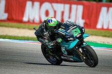 MotoGP Brünn: Morbidelli in FP3 voran, alle Yamaha in Q2