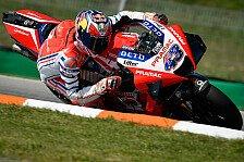 MotoGP Spielberg: Jack Miller in Regen-Training voran