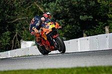 MotoGP Brünn: Duell zwischen Yamaha und KTM im Warm-Up