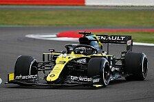 Formel 1, Renault in Silverstone weit vorne: Wieder Big Points?
