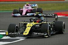 Formel 1, Silverstone Trainingsanalyse: Renault lebt gefährlich