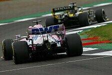 Formel 1, Kopie-Prozess: Alle Antworten zur Racing-Point-Strafe