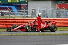 Formel 1 Ticker-Nachlese Silverstone: Stimmen zum Trainings-Tag