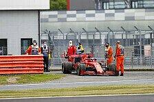 Formel 1, Vettel mit Galgenhumor: Besser, aber nicht schneller