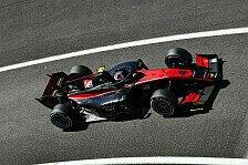 Formel 2 Silverstone, Qualifying: Ilott-Pole, Schumacher auf P8