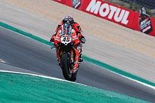 WSBK Aragon I 2020: Ducati-Duo bezwingt Rea, Redding siegt