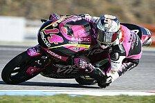 Moto3 Barcelona 2020: Tony Arbolino auf Pole mit Rundenrekord